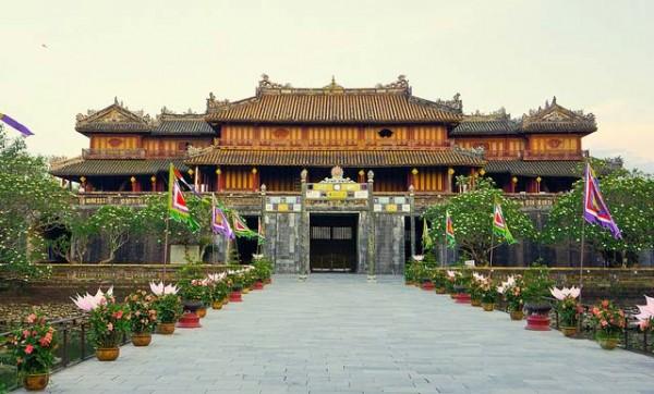 Hue, Imperial City