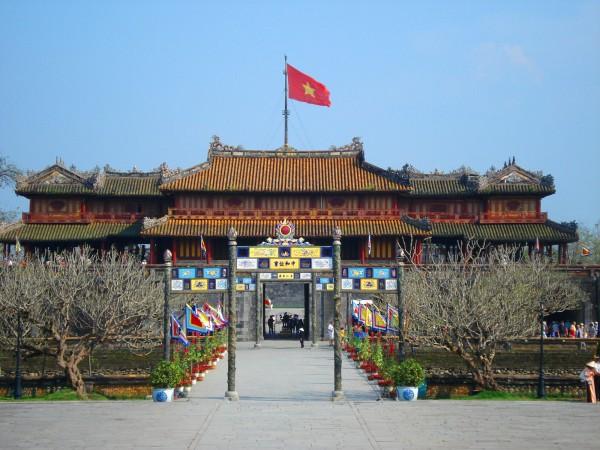 The Citadel of Hue City