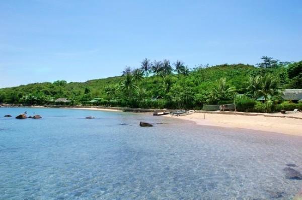 Whale Island Resort, unique in Vietnam...